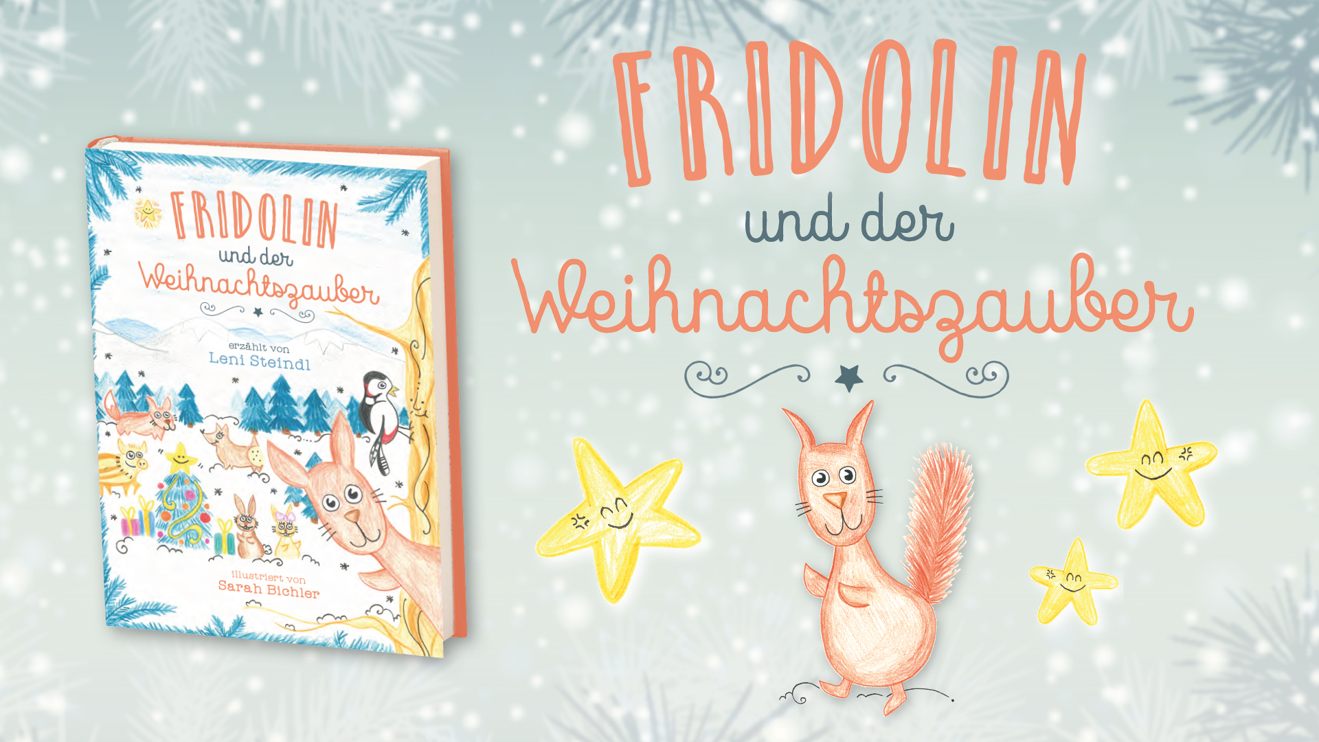 Kinderbuch Fridolin
